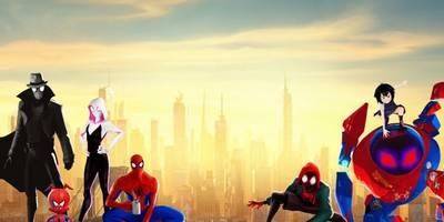 《蜘蛛侠:平行宇宙》剧本全网公开!感兴趣的朋友可以收藏