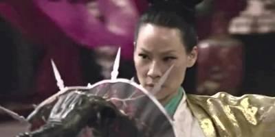 《铁拳》黑寡妇帮铁扇狂战银狮帮!