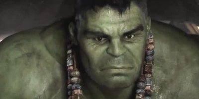 雷神3:绿巨人看见黑寡妇瞬间发狂!不愧是著名的妻管严