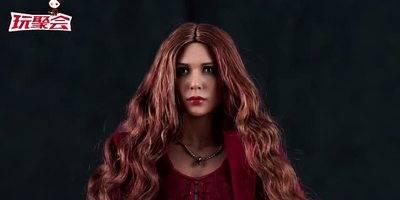HOTTOYS 红女巫VS黑寡妇测评