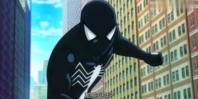 天雷碟:蜘蛛侠被毒液附体,黑寡妇独木难支!