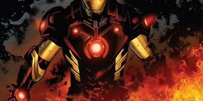《复联4》钢铁侠忍受折磨后,穿上超强战甲归来!灭霸小心了
