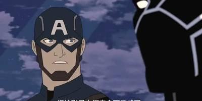 复仇者集结:黑豹和美国队长来到这与成员相聚,好暖的画面