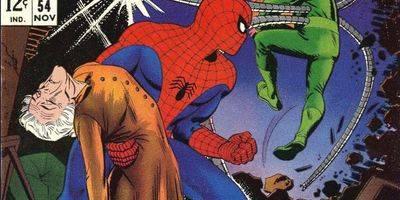 神奇的蜘蛛侠第54期