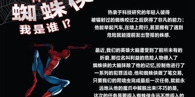 神奇的蜘蛛侠 – 我是谁 第11期