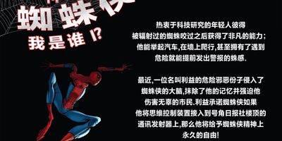 神奇的蜘蛛侠 – 我是谁 第12期