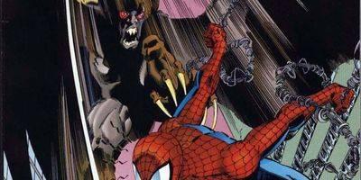 蜘蛛侠不为人知的故事 #2