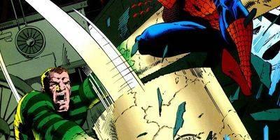 蜘蛛侠不为人知的故事 #3