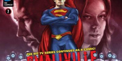 《超人前传》第11季 第7期 中文版