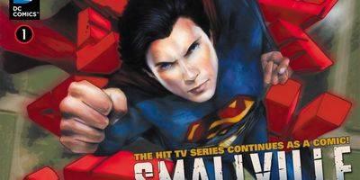 《超人前传》第11季 第1期 中文版