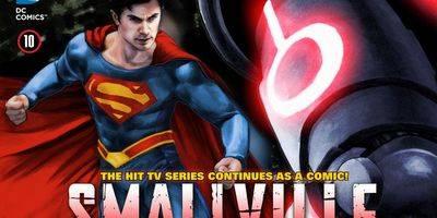 《超人前传》第11季 第10期 中文版