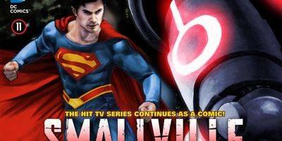 《超人前传》第11季 第11期 中文版