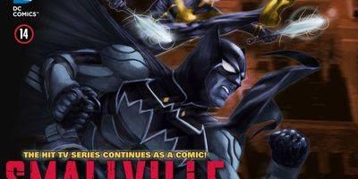《超人前传》第11季 第14期 中文版