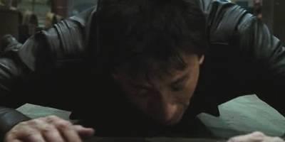 灵魂战车:强尼第一次变身为恶灵骑士,感觉他好痛苦