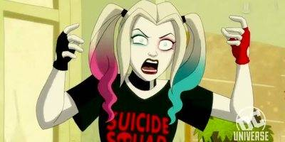 DC动画版《哈莉·奎茵》Harley Quinn 发布预告