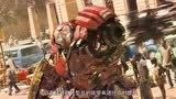 漫威钢铁侠4大战甲之最,浑身都是黑色骨头,可以切换颜色并隐身
