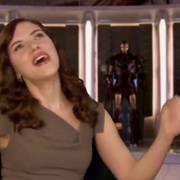 《复仇者联盟》黑寡妇幕后花絮,原来你是这样的寡姐!