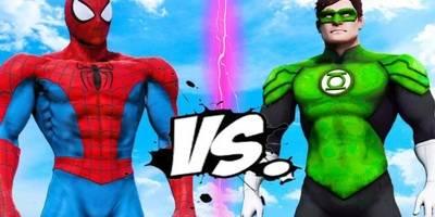 复仇者联盟:蜘蛛侠大战绿灯侠,你知道绿灯侠是怎么回事吗?