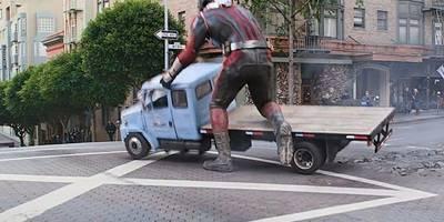 漫威英雄的座驾,美国队长的座驾有点可怜