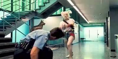 哈莉·奎因就是这么拽,一部燃爆电影:猛禽小队