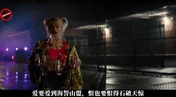 《哈莉奎茵:猛禽小队》(1)