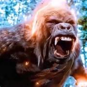 大猩猩有了闪电侠的速度,这不是分分钟完虐灭霸猿?森林霸主!