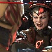 《不义联盟2》小丑女哈莉奎因挑战最高难度逆闪电