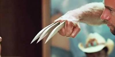 狼叔的金刚狼爪,号称宇宙超强金属艾德曼合金