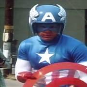 第一代美国队长,你见过吗?和现在的队长还有一战