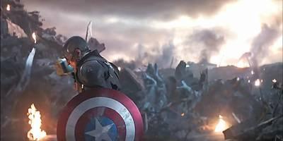 雷神:好你个美国队长,玩锤子居然比我还溜!让我以后还咋混?