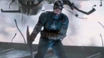 美队2:冬兵刚出场时真的强!美国队长都打不过他