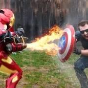 """""""现实版""""钢铁侠和美国队长,究竟谁更厉害?结局让人意外!"""