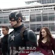 美国队长3混剪:漫威超级英雄大混战,过瘾!