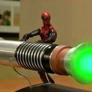 钢铁侠 绿巨人 蜘蛛侠 美国队长 乱战