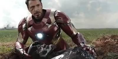 美国队长3:钢铁侠 美国队长 机场之战
